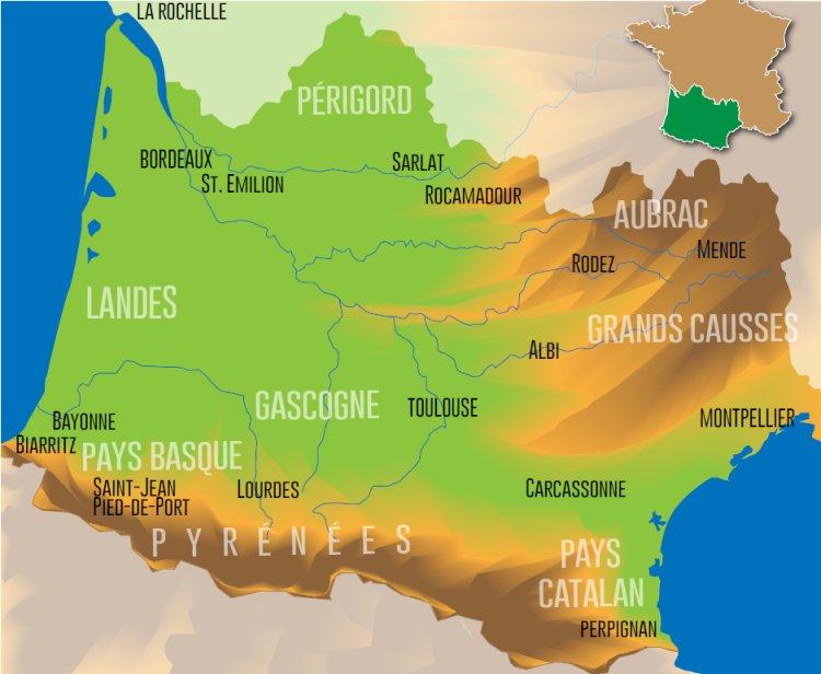 sud ouest tourisme